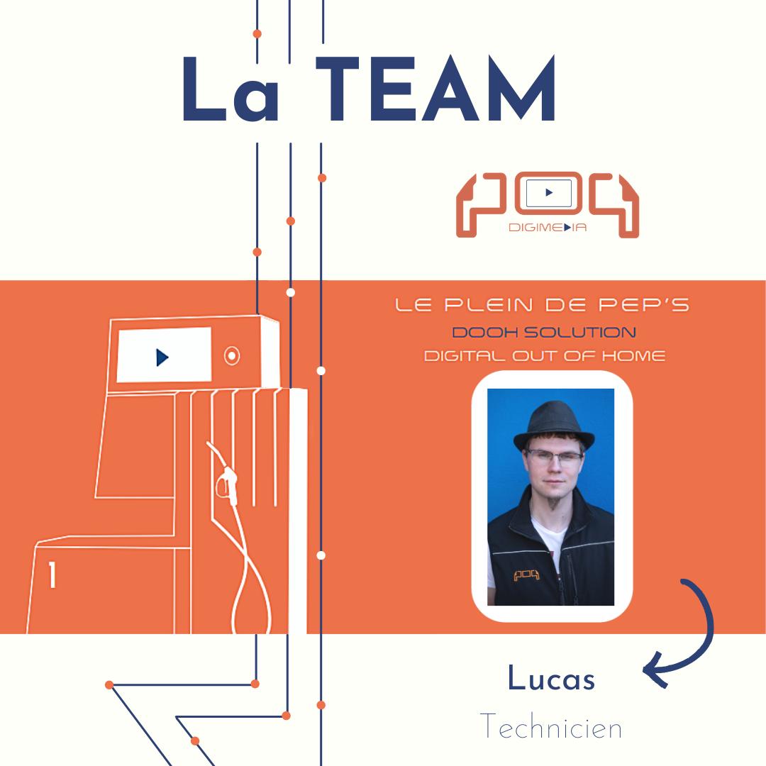 PoP Digimedia Lucas Technicien