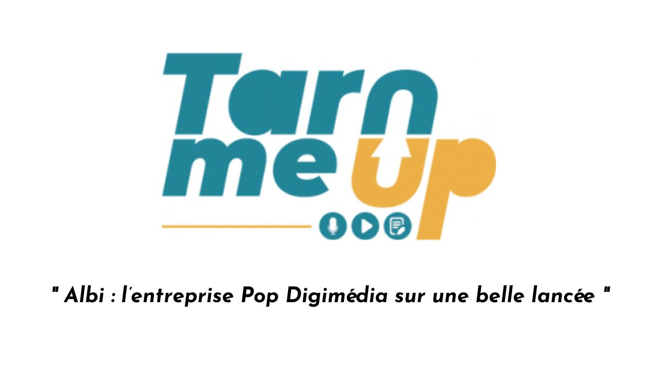 Tarn Me Up Article PoP Digimedia pub sur écrans